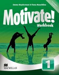 Motivate! 1 Workbook with Audio CDs / Робочий зошит