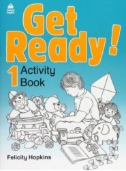 Get Ready! 1 Activity Book Oxford University Press