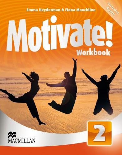 Motivate! 2 Workbook with Audio CDs / Робочий зошит