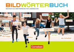 Bildwörterbuch Deutsch als Zweitsprache für Jugendliche / Словник