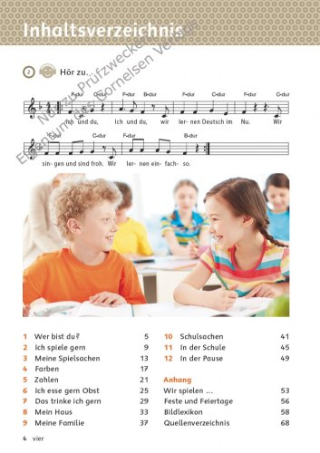 Bruno und ich 1 Schülerbuch mit Audios online / Підручник для учня