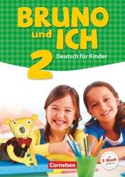Bruno und ich 2 Schülerbuch mit Audios online / Підручник для учня