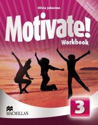 Motivate! 3 Workbook with Audio CDs / Робочий зошит