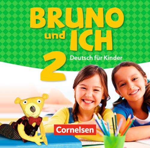 Bruno und ich 2 Audio-CD / Аудіо диск