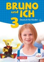 Bruno und ich 3 Schülerbuch mit Audios online / Підручник для учня