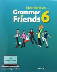 Grammar Friends 6 Student's Book Pack / Граматика