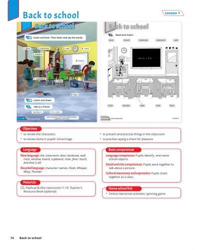 Quick Minds 2 for Ukraine НУШ Teacher's Book / Підручник для вчителя