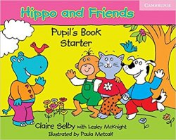 Hippo and Friends Starter Pupil's Book / Підручник для учня