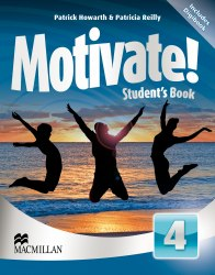 Motivate! 4 Student's Book with DVD-ROM with Digibook / Підручник для учня