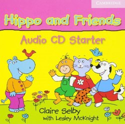 Hippo and Friends Starter Audio CD / Аудіо диск