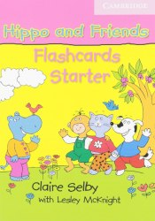 Hippo and Friends Starter Flashcards / Flash-картки