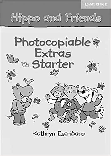 Hippo and Friends Starter Photocopiable Extras / Ресурси для вчителя
