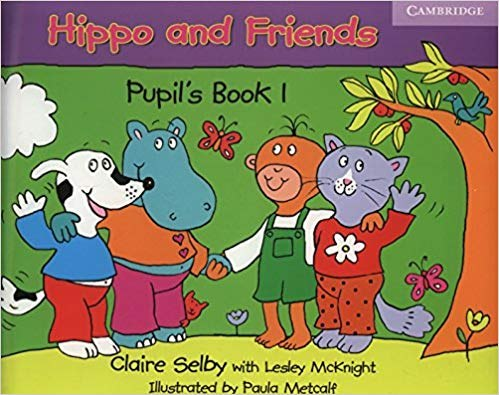 Hippo and Friends 1 Pupil's Book / Підручник для учня