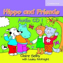Hippo and Friends 1 Audio CD / Аудіо диск