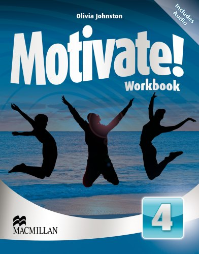 Motivate! 4 Workbook with Audio CDs / Робочий зошит
