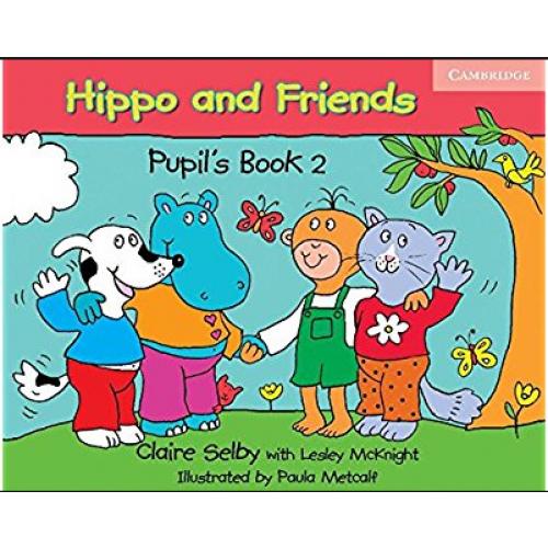 Hippo and Friends 2 Pupil's Book / Підручник для учня