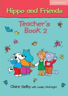 Hippo and Friends 2 Teacher's Book / Підручник для вчителя
