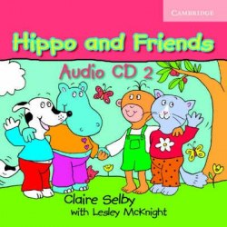 Hippo and Friends 2 Audio CD / Аудіо диск