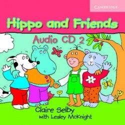 Hippo and Friends 2 Audio CD / Аудіо диск