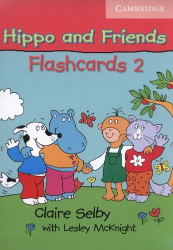 Hippo and Friends 2 Flashcards / Flash-картки