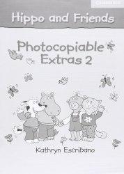 Hippo and Friends 2 Photocopiable Extras / Ресурси для вчителя