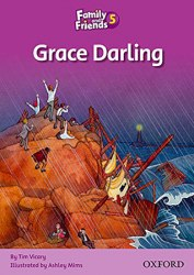 Family and Friends 5 Reader Grace Darling / Книга для читання