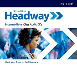 Headway (5th Edition) Intermediate Class Audio CDs / Аудіо диск