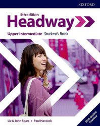 Headway (5th Edition) Upper-Intermediate Student's Book with Online Practice / Підручник для учня