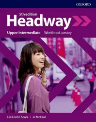 Headway (5th Edition) Upper-Intermediate Workbook with key / Робочий зошит