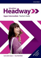 Headway (5th Edition) Upper-Intermediate Teacher's Guide with Teacher's Resource Center / Ресурси для вчителя