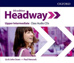 Headway (5th Edition) Upper-Intermediate Class Audio CDs / Аудіо диск