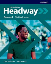 Headway (5th Edition) Advanced Workbook with key / Робочий зошит