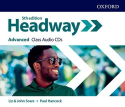 Headway (5th Edition) Advanced Class Audio CDs / Аудіо диск
