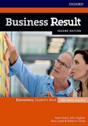 Business Result (2nd Edition) Elementary Student's Book with Online Practice / Підручник для учня