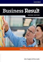 Business Result (2nd Edition) Elementary Teacher's Book and DVD / Підручник для вчителя