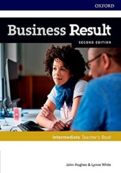 Business Result (2nd Edition) Intermediate Teacher's Book and DVD / Підручник для вчителя