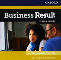 Business Result (2nd Edition) Intermediate Class Audio CD / Аудіо диск