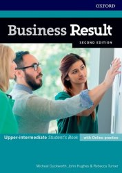 Business Result (2nd Edition) Upper-Intermediate Student's Book with Online Practice / Підручник для учня