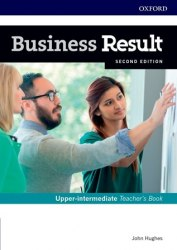 Business Result (2nd Edition) Upper-Intermediate Teacher's Book and DVD / Підручник для вчителя