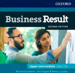 Business Result (2nd Edition) Upper-Intermediate Class Audio CD / Аудіо диск