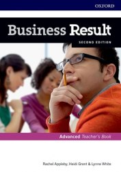 Business Result (2nd Edition) Advanced Teacher's Book and DVD / Підручник для вчителя