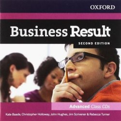Business Result (2nd Edition) Advanced Class Audio CD / Аудіо диск