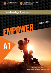 Cambridge English Empower Starter Student's Book / Підручник для учня