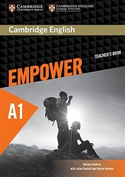 Cambridge English Empower Starter Teacher's Book / Підручник для вчителя