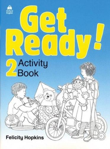 Get Ready! 2 Activity Book / Робочий зошит