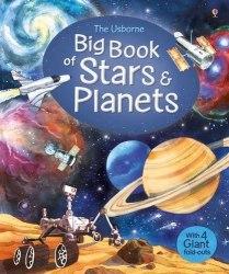 Big Book of Stars and Planets - Emily Bone / Книга 3D