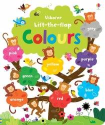 Lift-the-Flap: Colours Book / Книга з віконцями