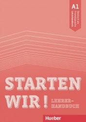Starten wir! A1 Lehrerhandbuch / Підручник для вчителя