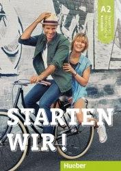 Starten wir! A2 Kursbuch / Підручник для учня