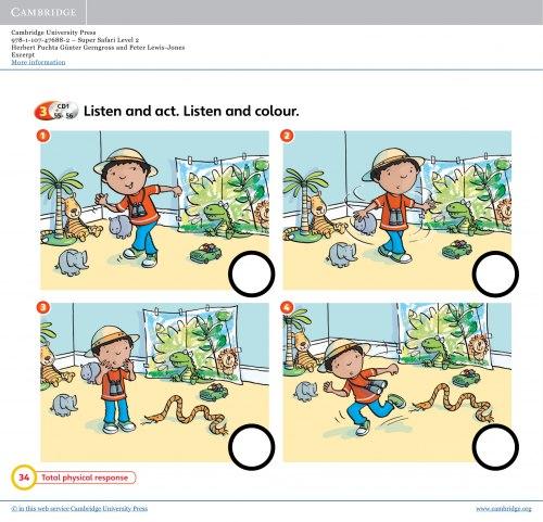 Super Safari 2 Pupil's Book with DVD-ROM / Підручник для учня